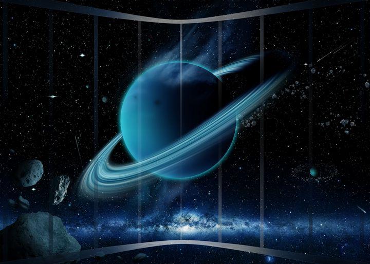 Virtual space - Mihai Catalin