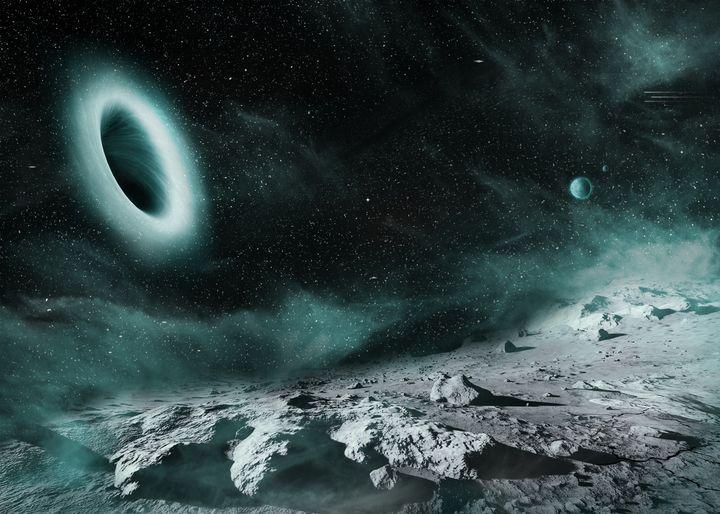 Space flight - Mihai Catalin