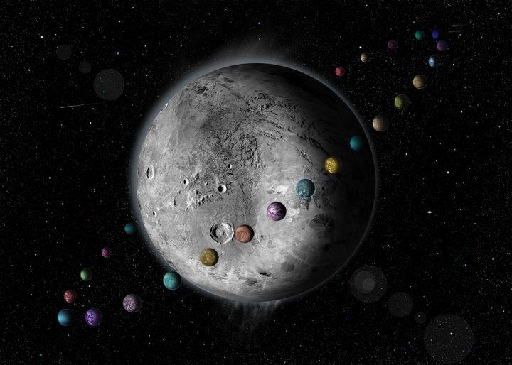Planetary Ring - Mihai Catalin