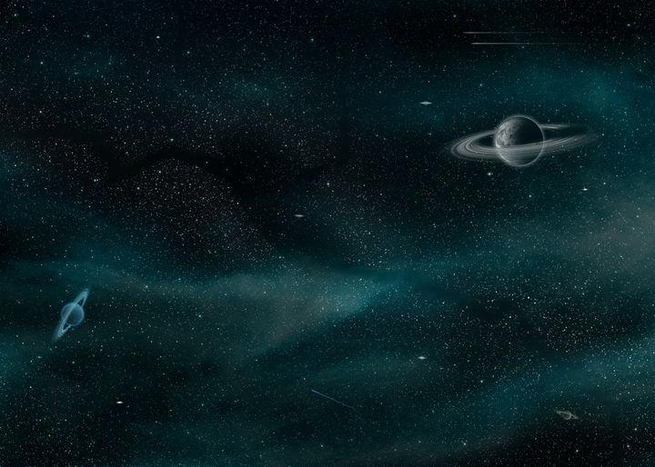 Portal space - Mihai Catalin