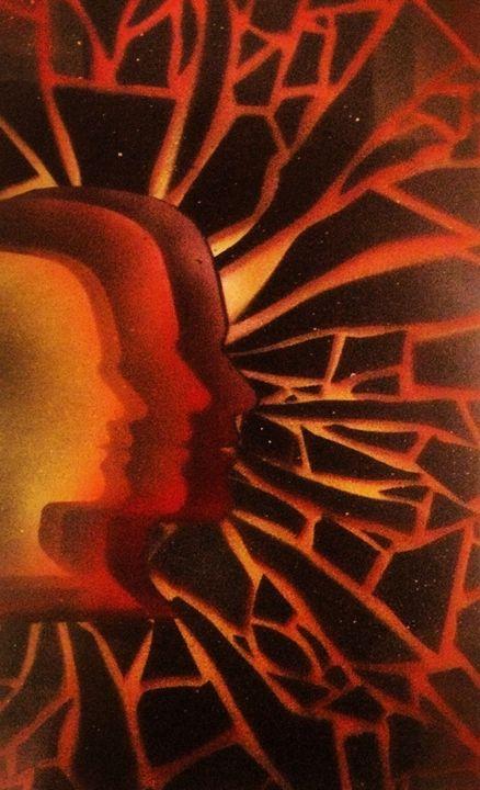 Collective unconscious - Chris Eddy