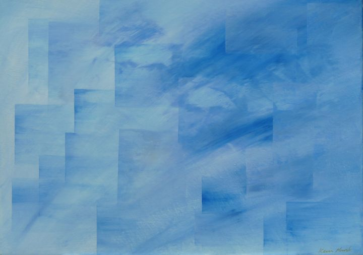 Flying in a blue dream - Kevin - Artist