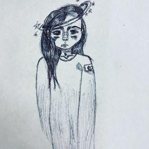 Penwork angel