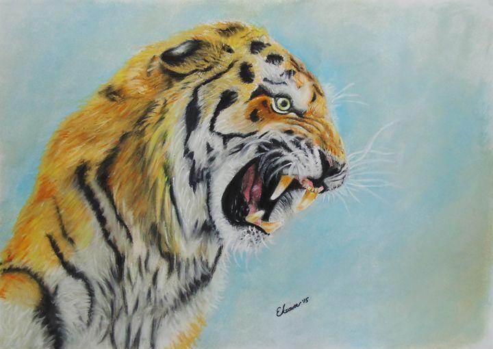 Tigerous - YAVOR EKZAROV