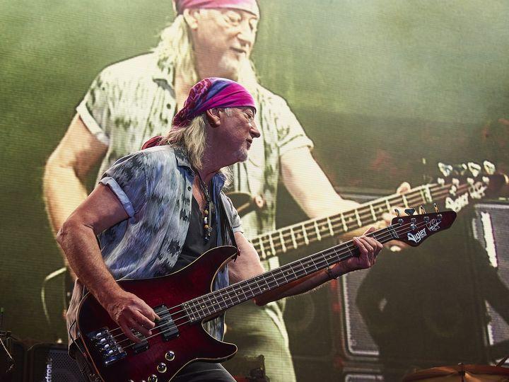Deep Purple - The f Number