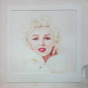 Original handmade Marilyn album