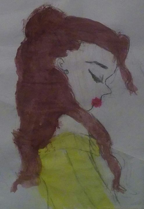 Dressed in Yellow - J'Rose Young Artist