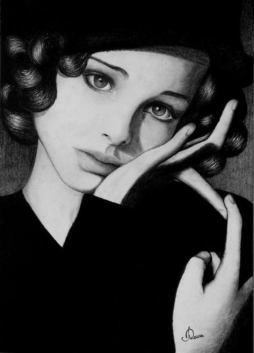 Natalie Portman - Art