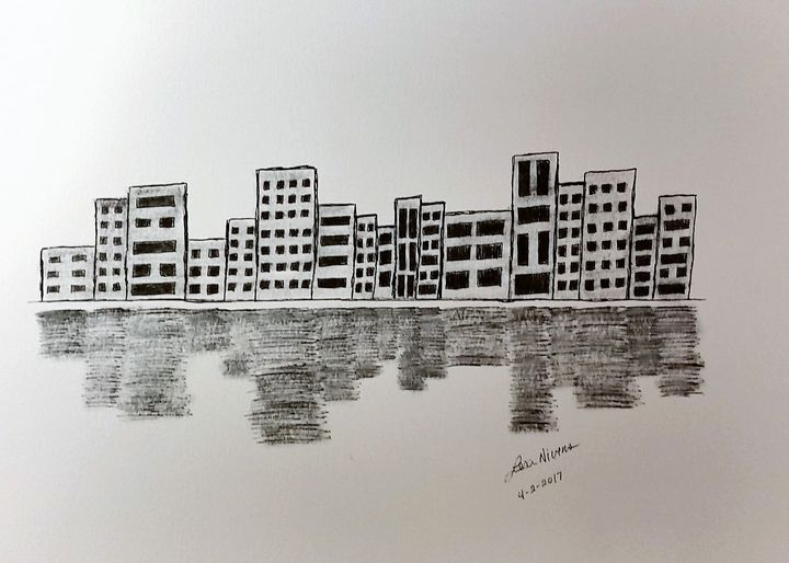 Elated City - Lesa Nivens