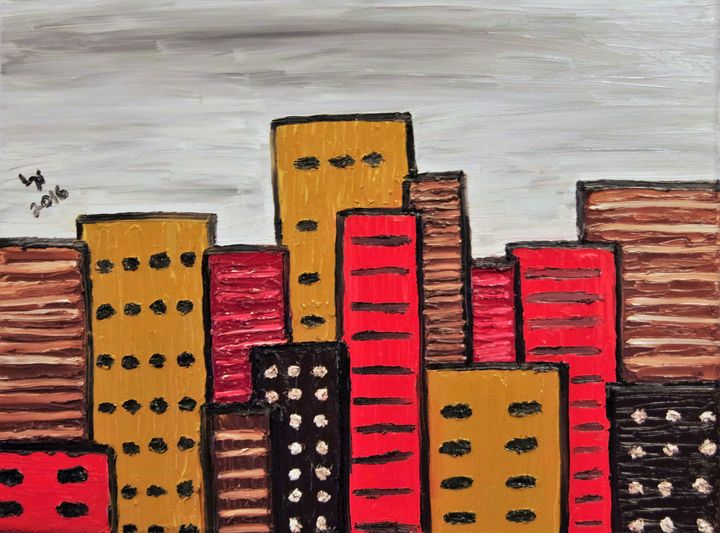 Ambiguous City - Lesa Nivens