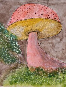 Big Mushroom