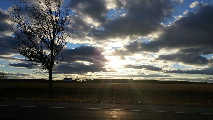 Site seeing from moving van - iGallery