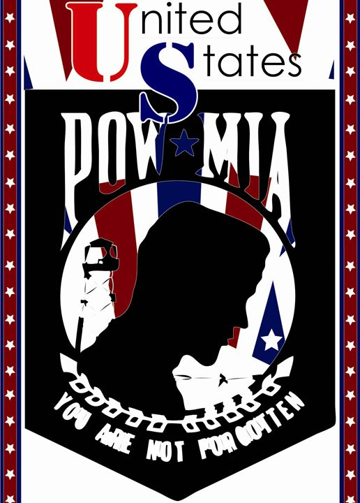 POW/MIA - E Will Studios