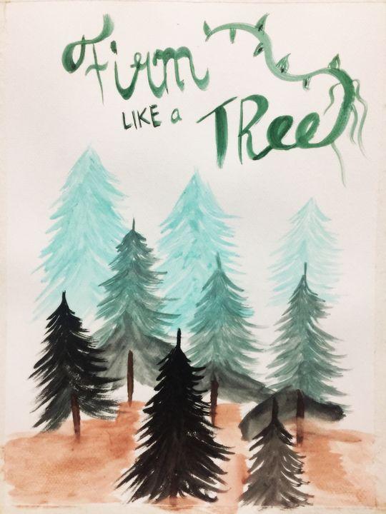Trees - Rose Maria Rica