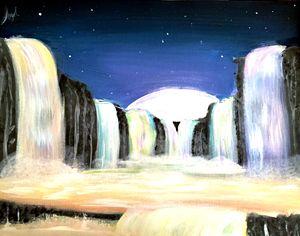 Lunar Falls