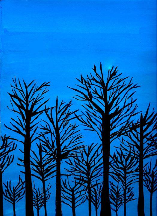 Blue Winter - Chroma Galaxy