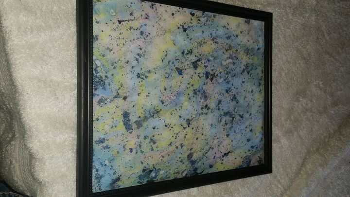 Beautiful Cotemporary Painting - Krissy's Creations