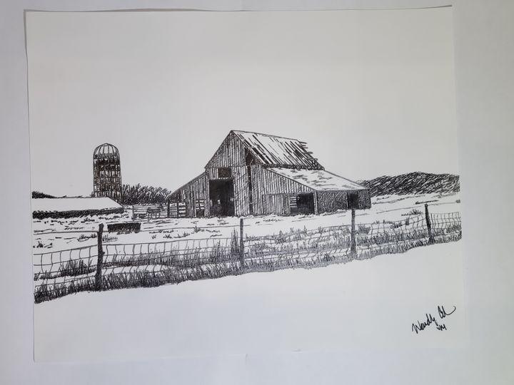 Farm - AlteredMindArtCo