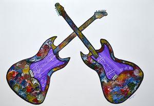 Guitar II from Series Rock On Modern
