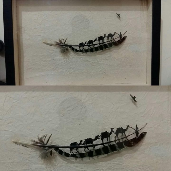 Art frame - Harikumar