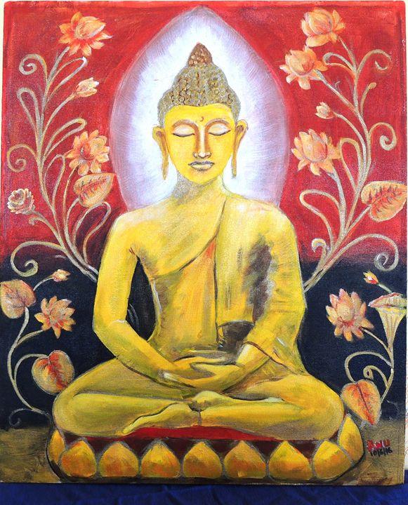 bhudha - Anupama. G