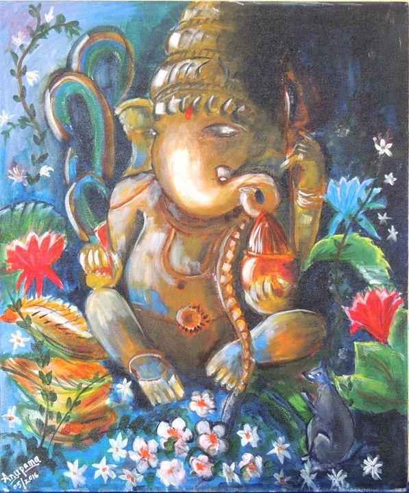 Vakratunda Mahakaya - Anupama. G