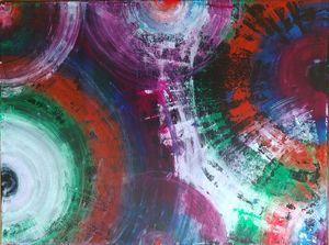 Acrylic String Art