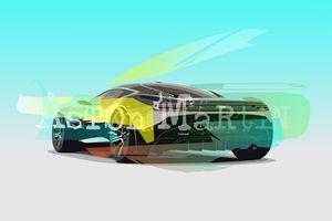 Aston Martin Car - Zelko Radic Bfvrp
