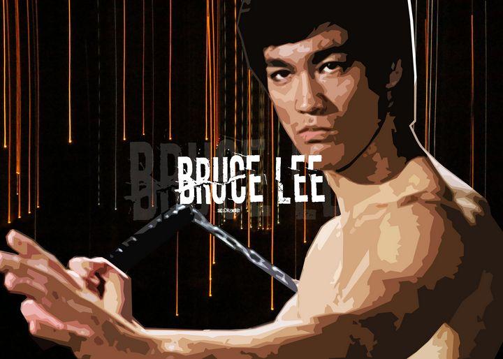 Bruce Lee - Zelko Radic Bfvrp