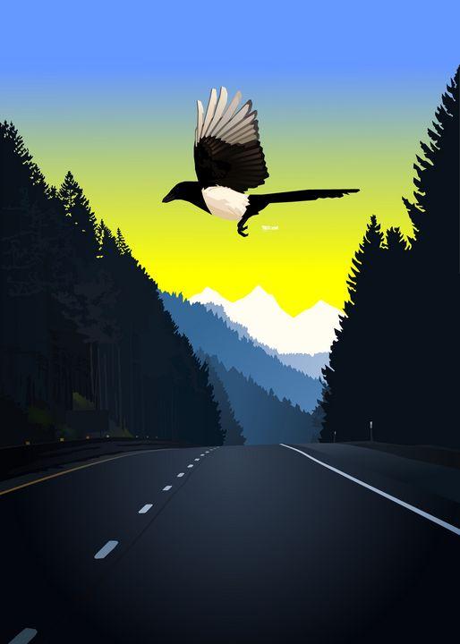 Mountain Road - Zelko Radic Bfvrp