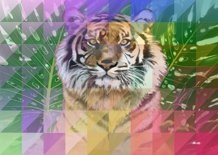 Tiger - Zelko Radic Bfvrp