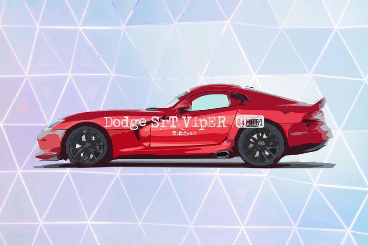 Dodge Viper 84 M - Zelko Radic Bfvrp