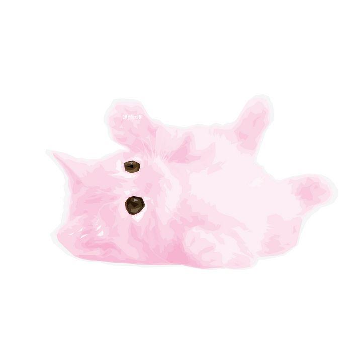 Light Pink Kitty - Zelko Radic Bfvrp