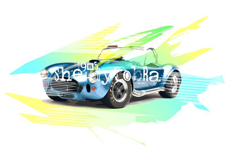 Cobra Car - Zelko Radic Bfvrp