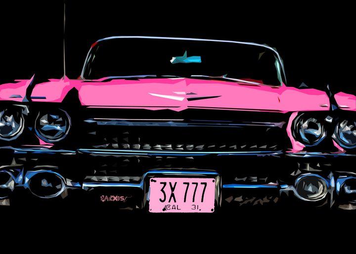 Pink Cadillac - Zelko Radic Bfvrp