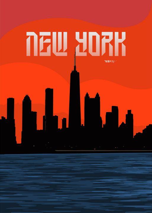 New York - Zelko Radic Bfvrp