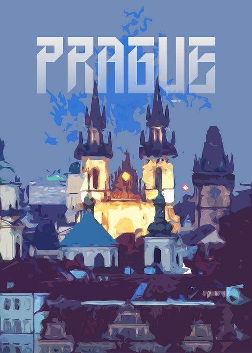 Prague - Zelko Radic Bfvrp