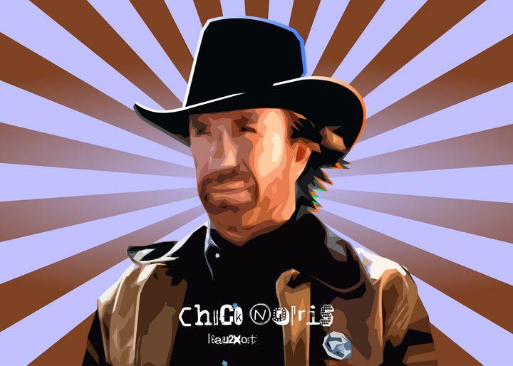 Chuck Norris - Zelko Radic Bfvrp