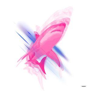 Pink Shark 2