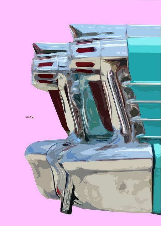Cadillac Cyan - Zelko Radic Bfvrp