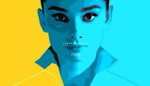 Pop Art Audrey