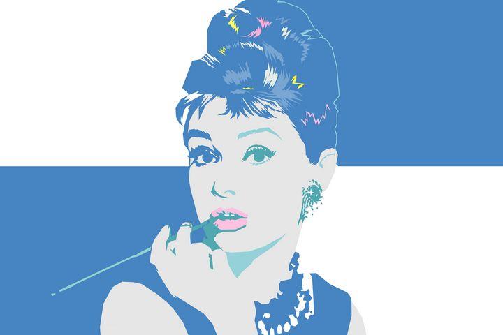 Audrey VIII - Zelko Radic Bfvrp