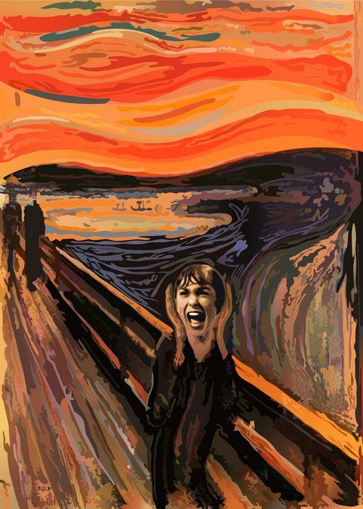 The Scream - Zelko Radic Bfvrp