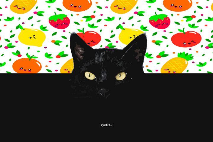 Big Black Cat - Zelko Radic Bfvrp