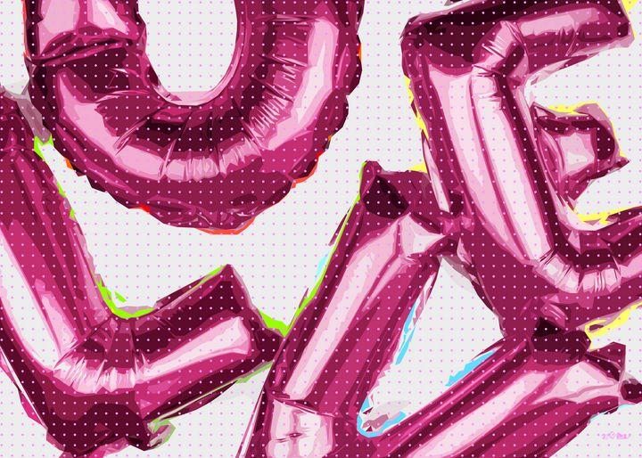 Love Balloons - Zelko Radic Bfvrp