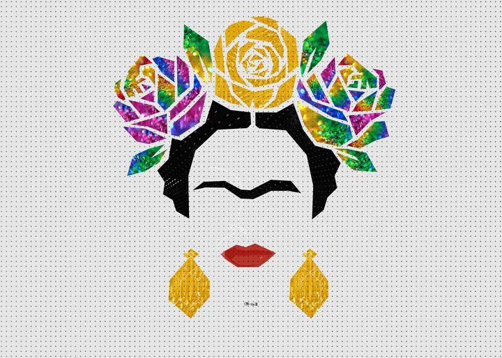 Frida Kahlo - Zelko Radic Bfvrp