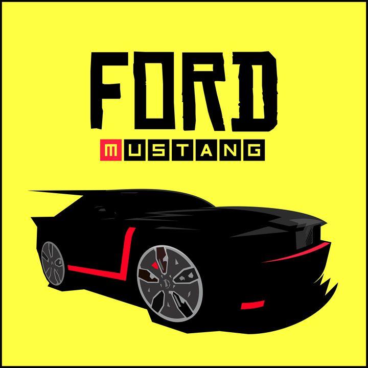 Ford Mustang - Zelko Radic Bfvrp