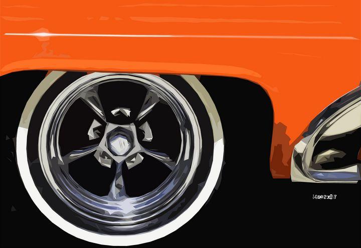 Car Wheel - Zelko Radic Bfvrp