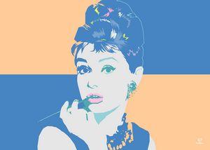 Oudrey Hepburn