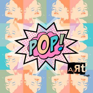 Pop Art with Marilyn